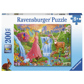 Puzzle 200 db - Varázslatos tündér
