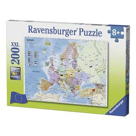 Puzzle 200 db - Európa