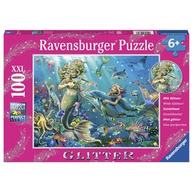 Puzzle 100 db - Vízalatti szépségek