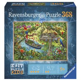 Puzzle Exit 368 db - Dzsungelexpedíció