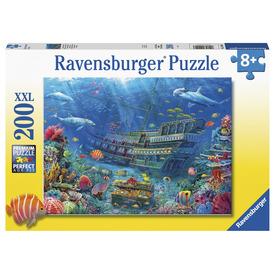 Puzzle 200 db - Hajóroncs