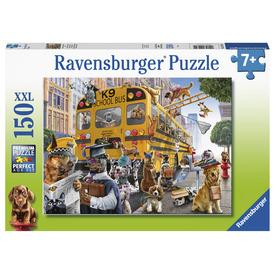 Puzzle 150 db - Állati iskola