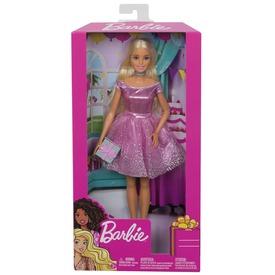 Barbie Boldog születésnapot baba - 29 cm