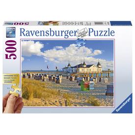 Puzzle 500 db - Strand, Ahlbeck
