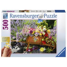 Puzzle 500 db - Virágok