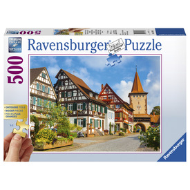 Puzzle 500 db - Gegenbach