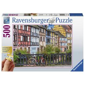 Puzzle 500 db - Colmar, Franciaország