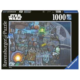 Puzzle 1000 db - Wookie