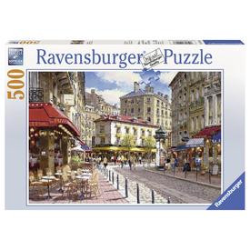 Puzzle 500 db - Sétálóutca