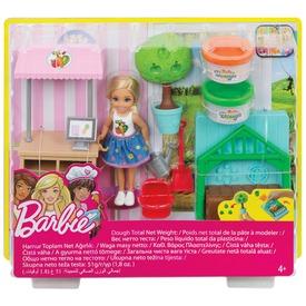 Barbie Chelsea zöldséges kertje készlet