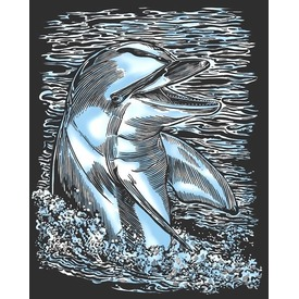 Ezüst képkarcoló-Delfin Itt egy ajánlat található, a bővebben gombra kattintva, további információkat talál a termékről.