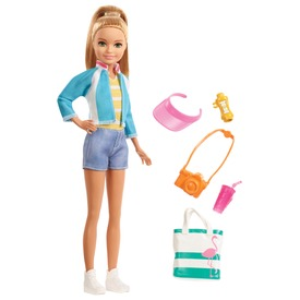 Barbie Dreamhouse kalandok Stacie baba - 29 cm