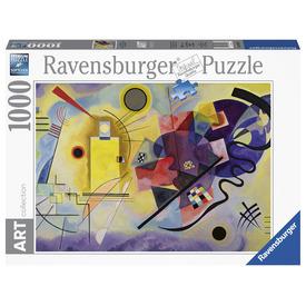 Puzzle 1000 db - Kandinsky: Sárga, Piros, Kék