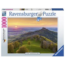 Puzzle 1000 db - Hohenzoller vára