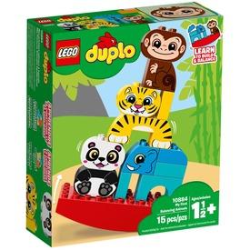 LEGO® DUPLO Első egyensúlyozó állataim 10884