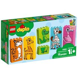 LEGO® DUPLO Első vidám kirakóm 10885