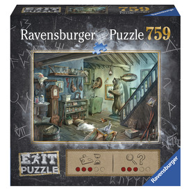Puzzle Exit 759 db - Zárt pince