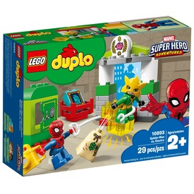 LEGO® DUPLO Super Heroes Pókember és Electro 10893