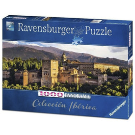 Puzzle 1000 db - Alhambra, Granada