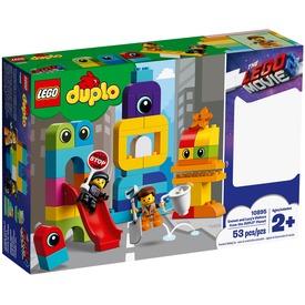LEGO® DUPLO Emmet és Lucy látogatói 10895