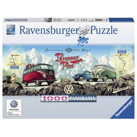 Puzzle 1000 db - VW kisbuszok