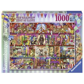 Puzzle 1000 db - A legnagyobb show