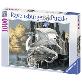 Puzzle 1000 db - Sárkányok