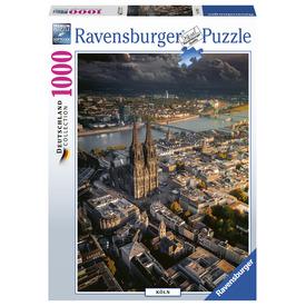 Puzzle 1000 db - Dóm, Köln