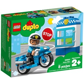 LEGO® DUPLO Rendőrségi motor 10900