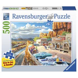Puzzle 500 db - Látkép