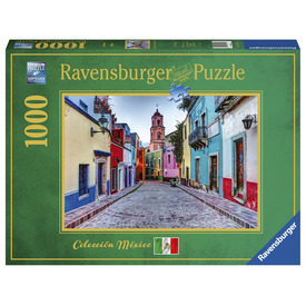 Puzzle 1000 db - Mexico