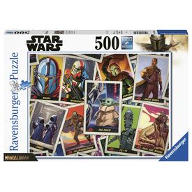 Puzzle 500 db - Manadalorian