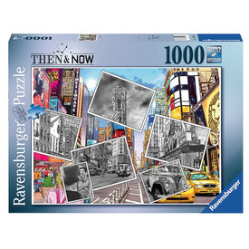Puzzle 1000 db - Time Square