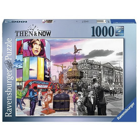Puzzle 1000 db - Picadilly Circus