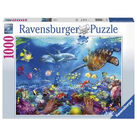 Puzzle 1000 db - Búvárkodás