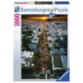 Puzzle 1000 db - San Francisco