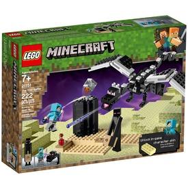 LEGO® Minecraft A vég csata 21151