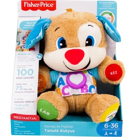 Fisher-Price Tanuló kutyus Itt egy ajánlat található, a bővebben gombra kattintva, további információkat talál a termékről.