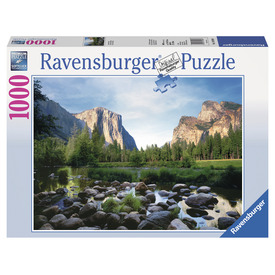 Puzzle 1000 db - Yosemite völgy