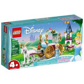 LEGO® Disney Princess Hamupipőke hintója 41159