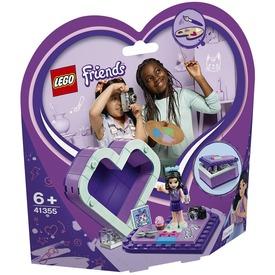 LEGO® Friends Emma szív alakú doboza 41355