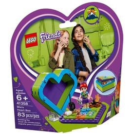 LEGO® Friends Mia szív alakú doboza 41358