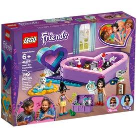 LEGO® Friends A barátság szív alakú doboza 41359