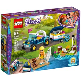 LEGO® Friends Stephanie dzsipje 41364