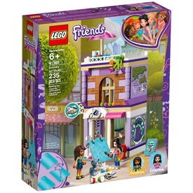 LEGO® Friends Emma műterme 41365