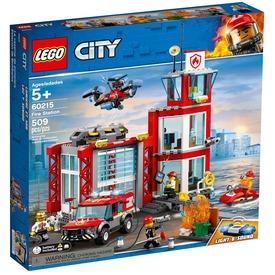 LEGO® City Tűzoltóállomás 60215