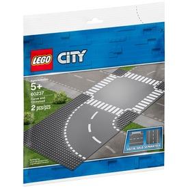 LEGO® City Kanyar és kereszteződés 60237