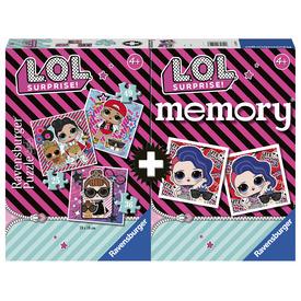 Puzzle +Memória - LOL