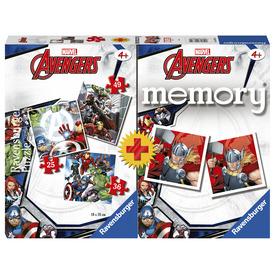 Puzzle +Memória - Avangers
