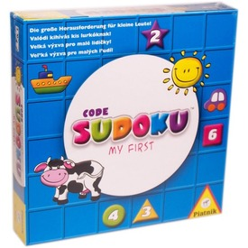 My First Sudoku társasjáték Itt egy ajánlat található, a bővebben gombra kattintva, további információkat talál a termékről.